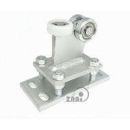 Wózek do bramy - 3 rolkowy, stały (PROFIL 70x70x4mm) - R-3M-70