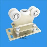 Wózek do bramy - 5 rolkowy, stały (PROFIL 60x60x3,5mm) - R-5T-60