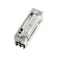 Elektrozaczep symetryczny z regulacją 12V do drzwi furtki