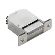 Elektrozaczep szeroki 12V do drzwi furtki lub bramy