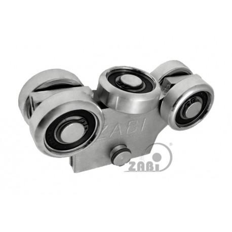 Wózek bez podstawy do bramy - wahadło (PROFIL 50x50x3mm) - WG-5MM-50