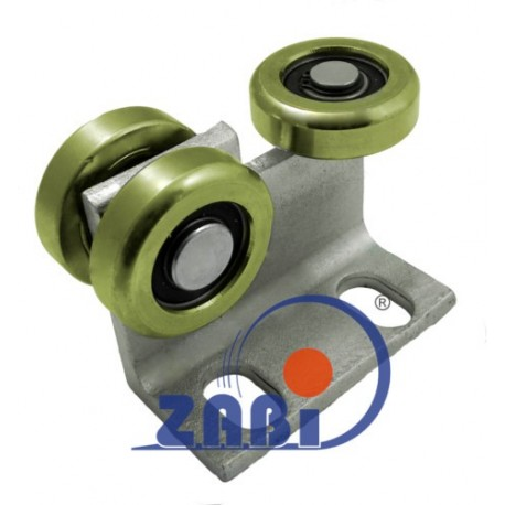 Wózek do bramy podwieszanej (PROFIL 60x60x3,5mm) - P-3M-60