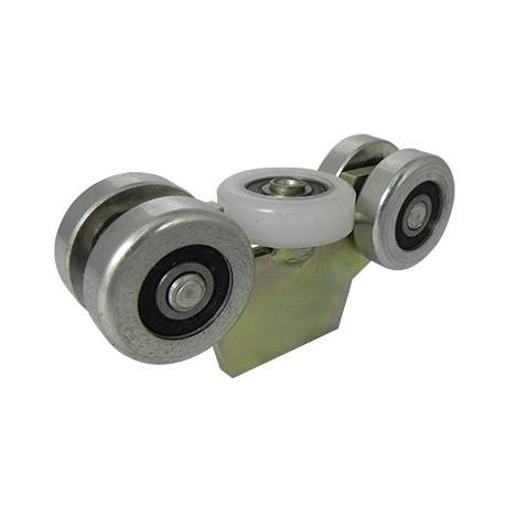 Wózek bez podstawy do bramy (PROFIL 40x40x2mm) - G-5M-40