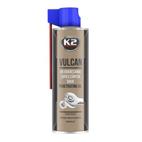 Odrdzewiacz do śrub K2 VULCAN